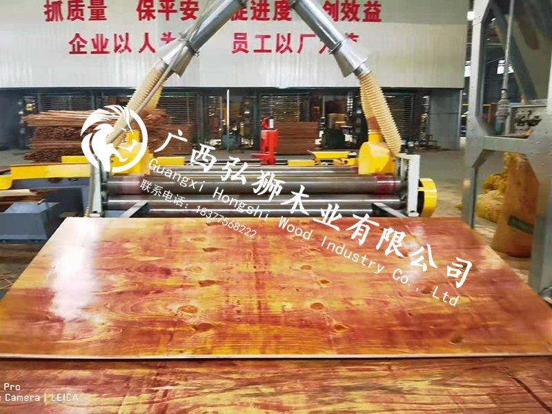 建筑工程木模板