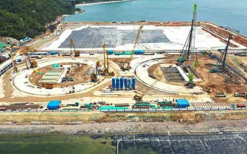 珠三角天然气地下存储工程