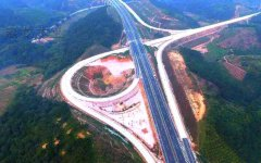 中铁二十一局城建330公里广佛肇高速公路