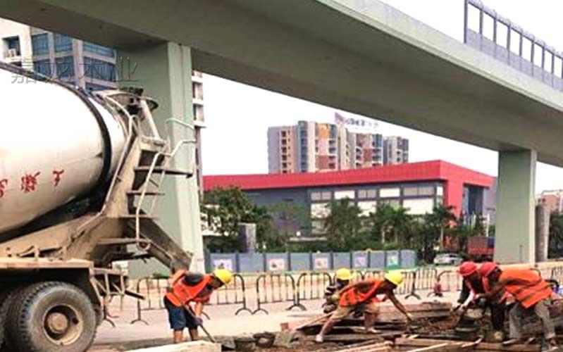 新广从路北段快速化工程