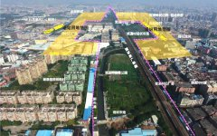 广州新火车站-棠溪车站项目