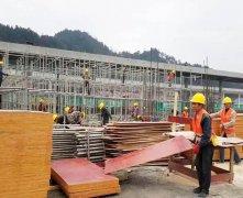 建筑模板在工程使用后的清理工作