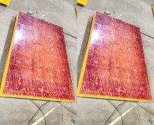 嘉龙木业-一次成型建筑模板生产