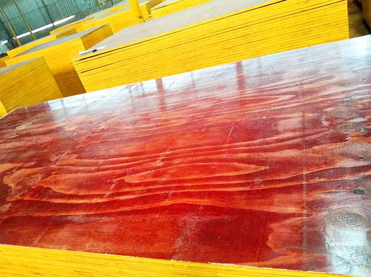 建筑木模板质量品控