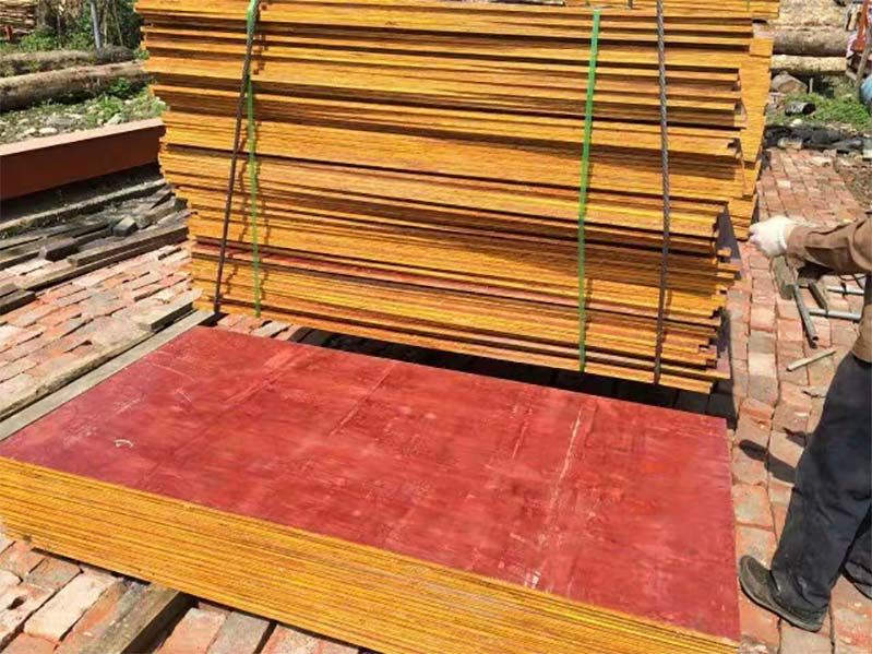 建筑模板尺寸 规格